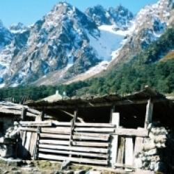 हिमालय उत्तर में जम्मू और कश्मीर से लेकर पूर्व में अरुणांचल प्रदेश तक भारत की अधिकतर पूर्वी सीमा बनाता है